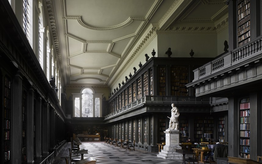 The Codrington Library, All Souls College, Oxford